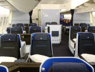 KLM new World Business Class Amsterdam-Seoul Incheon