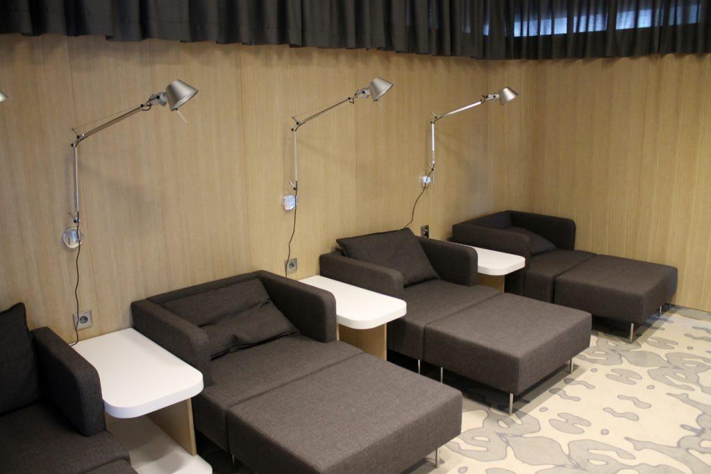 Fantazja Lounge, Warsaw Chopin