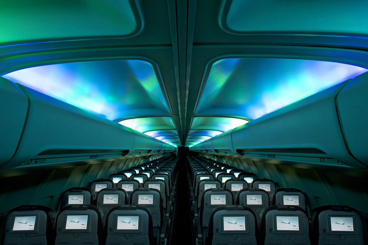 Inside The New Boeing 757 Of Icelandair Hekla Aurora Morepremium Com