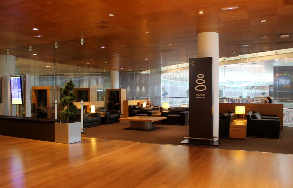 Sala VIP Pau Casals Lounge, Barcelona El Prat BCN