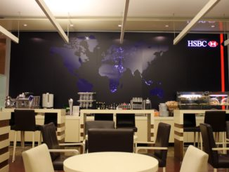 HSBC Lounge, Istanbul Ataturk