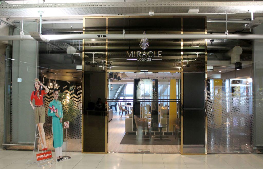 Louis Tavern CIP Lounge, Miracle Lounge, Bangkok Suvarnabhumi F concourse