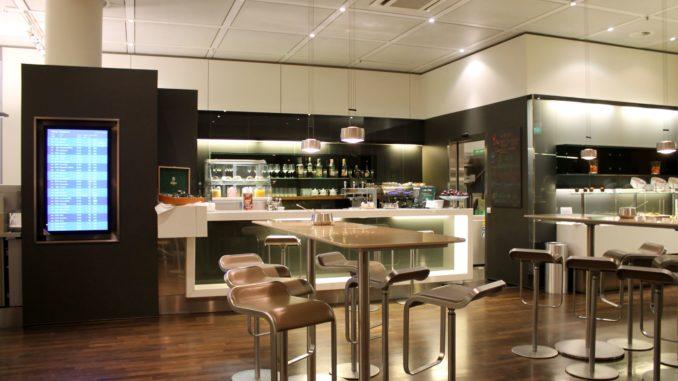 Lufthansa Senator Cafe, Munich