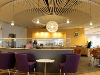 Menzies Business Lounge, Stockholm Arlanda, Terminal 5
