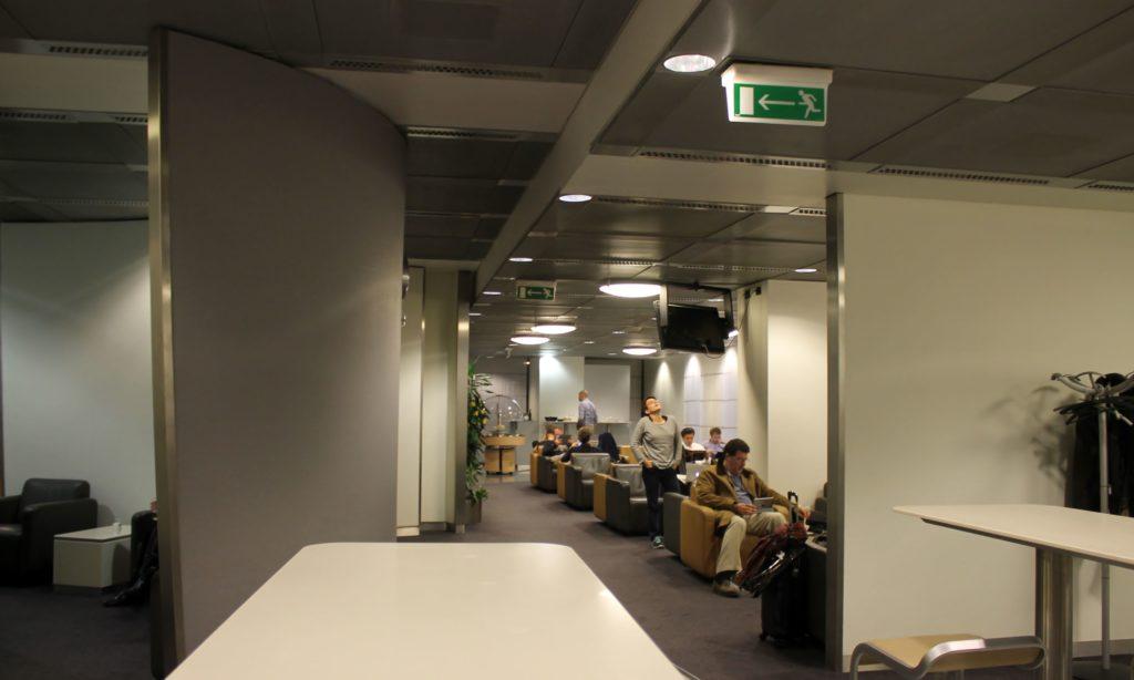 SAS Plus Milan Malpensa-Copenhagen