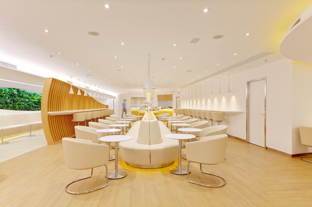 Skyteam Lounge, Hong Kong