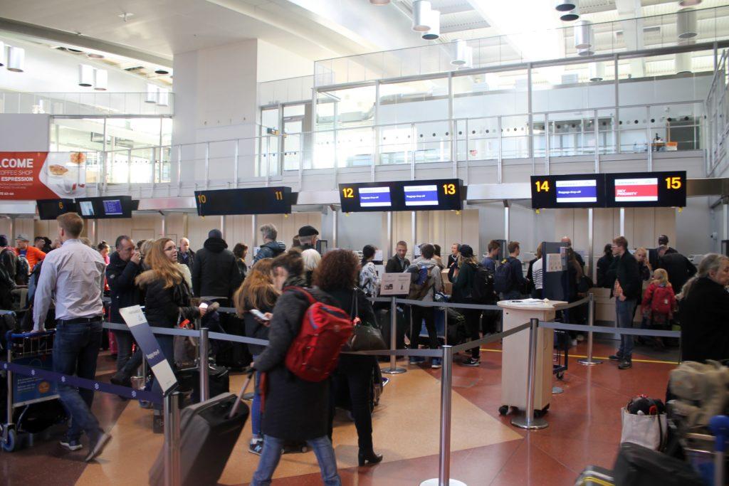 Air France Business Class Stockholm Arlanda-Paris CDG