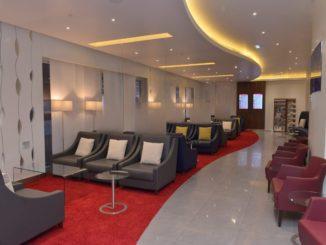 Air Serbia Premium Lounge Belgrade Nikola Tesla Airport
