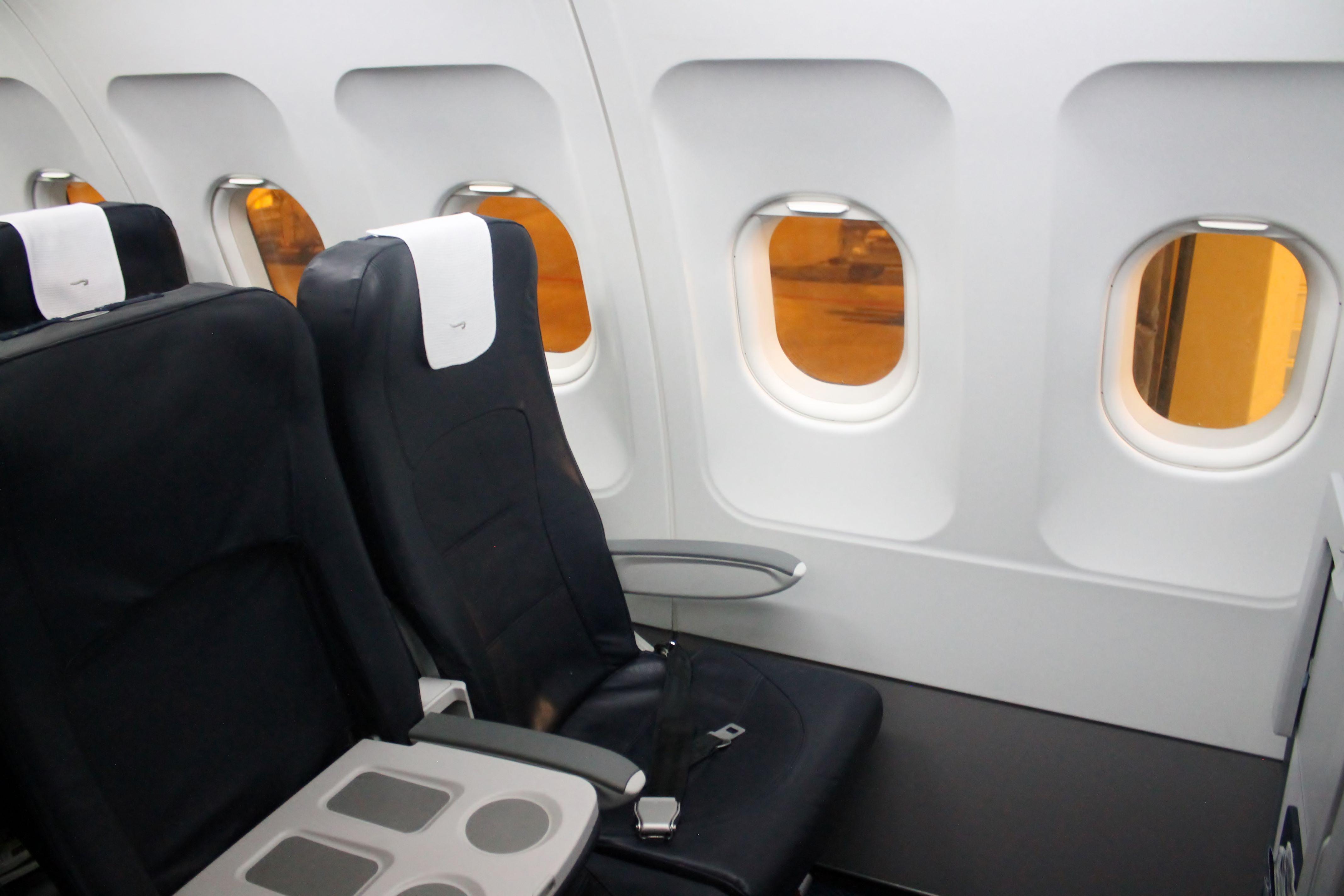 Review British Airways Business Class London Gatwick Amsterdam Morepremium Com
