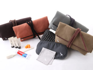 Cathay Pacific new business class amenity kit