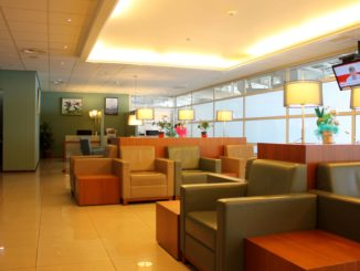 Executive Lounge, St Maarten Princess Juliana