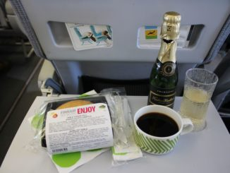 Finnair Business Class Helsinki Vantaa-Stockholm Arlanda