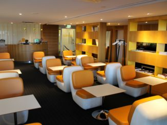 Malmö Aviation The Yellow Room Lounge, Stockholm Bromma