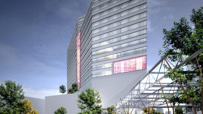 New international hotel at Stockholm Arlanda airport