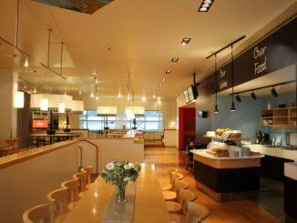 SAS Lounge, Brussels