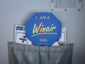 Winair Dash-6 St Maarten-St Barths