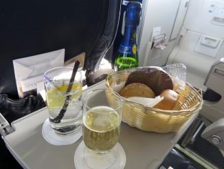 Air Baltic Business Class Stockholm-Riga
