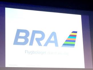 BRA Braathens Regional Airlines logo