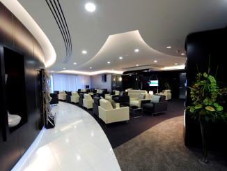 Etihad Lounge, London Heathrow Terminal 4