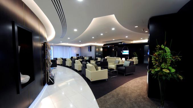 Etihad Lounge, London Heathrow Terminal 4