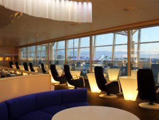 Finnair Lounge, Helsinki Vantaa, Non-Schengen