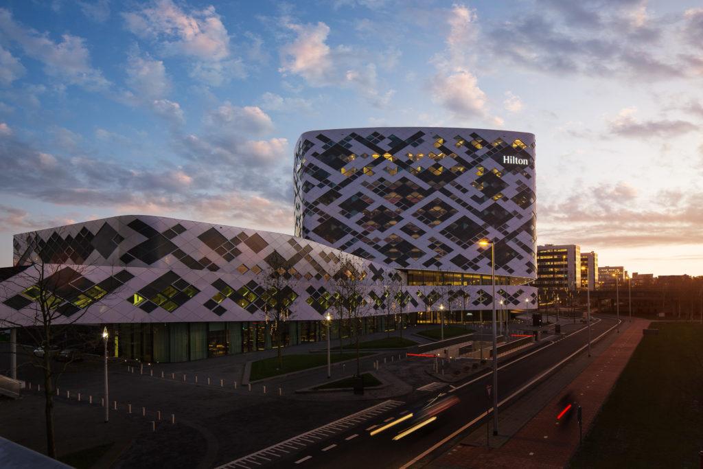 Hilton Amsterdam Airport Schiphol Hotel exterior