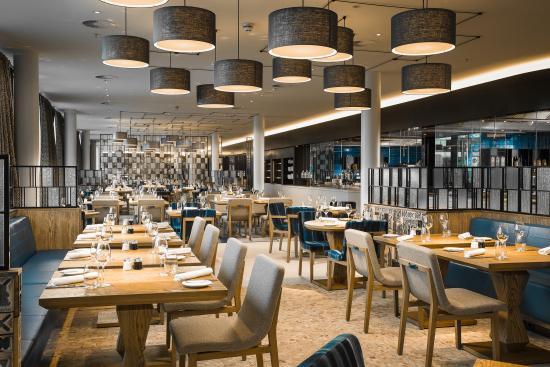 Hilton Amsterdam Airport Schiphol Hotel restaurant