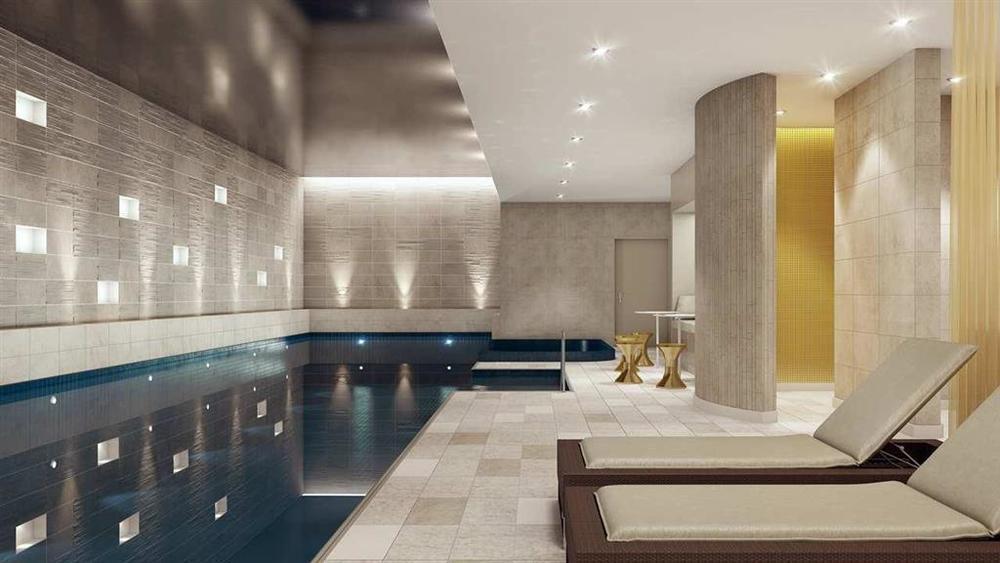 Hilton Bournemouth Hotel spa