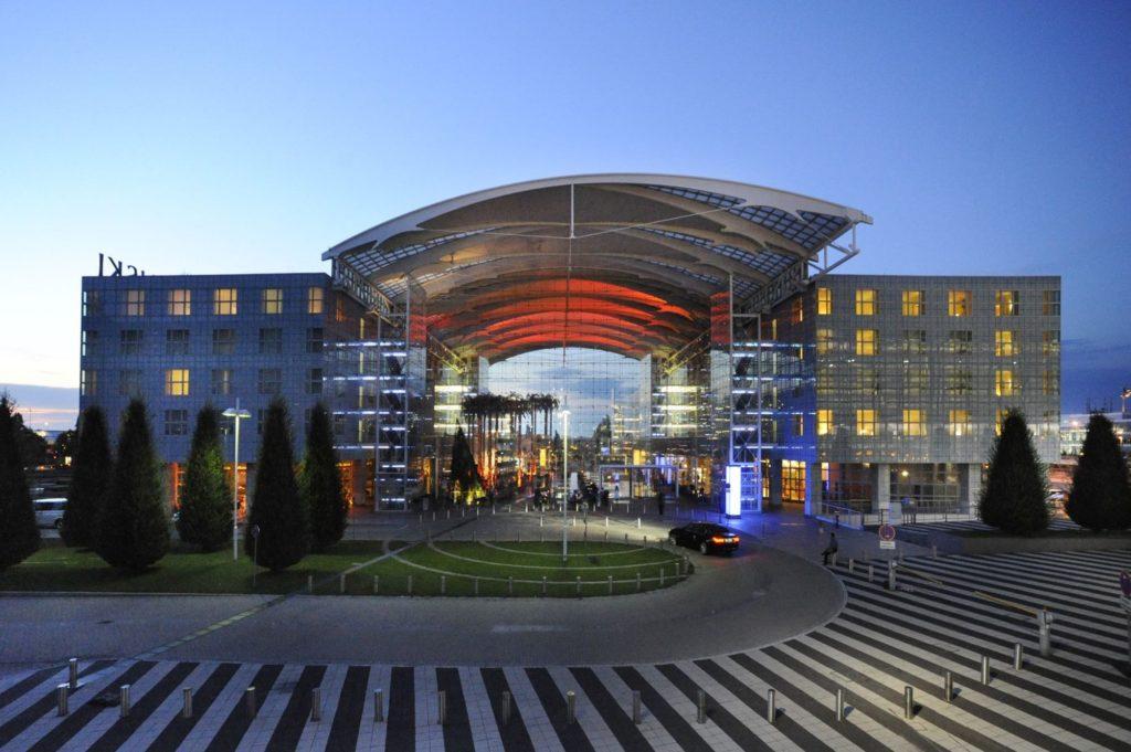 Hilton Munich Airport Hotel exterior