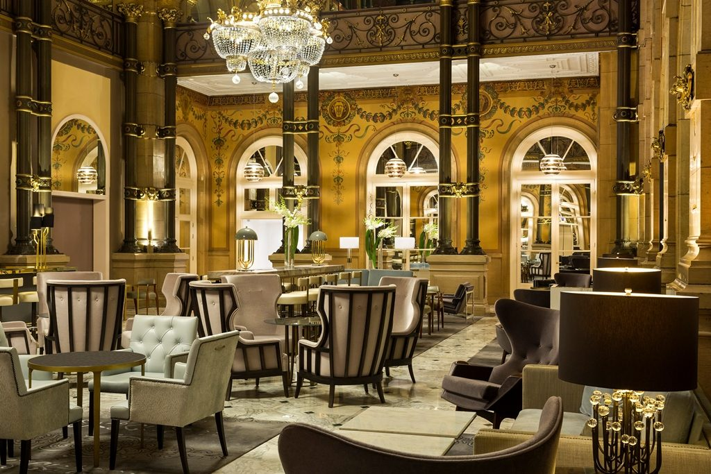 Hilton Paris Opera Hotel Le Grand Salon