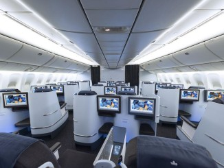 KLM new World Business Class cabin