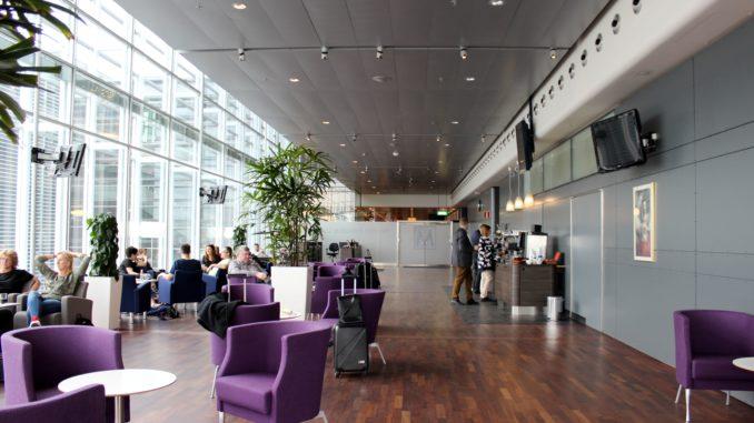 Menzies Executive Lounge, Stockholm Arlanda