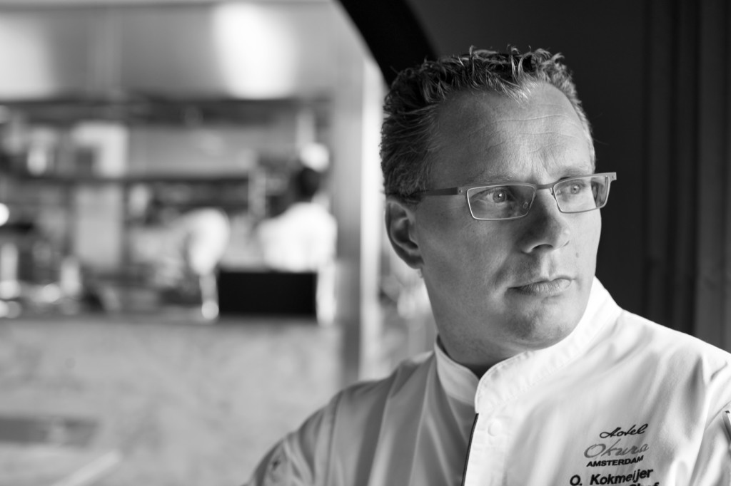 Onno Kokmeijer - KLM Executive Chef