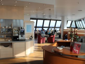 Air France Lounge, Berlin Tegel