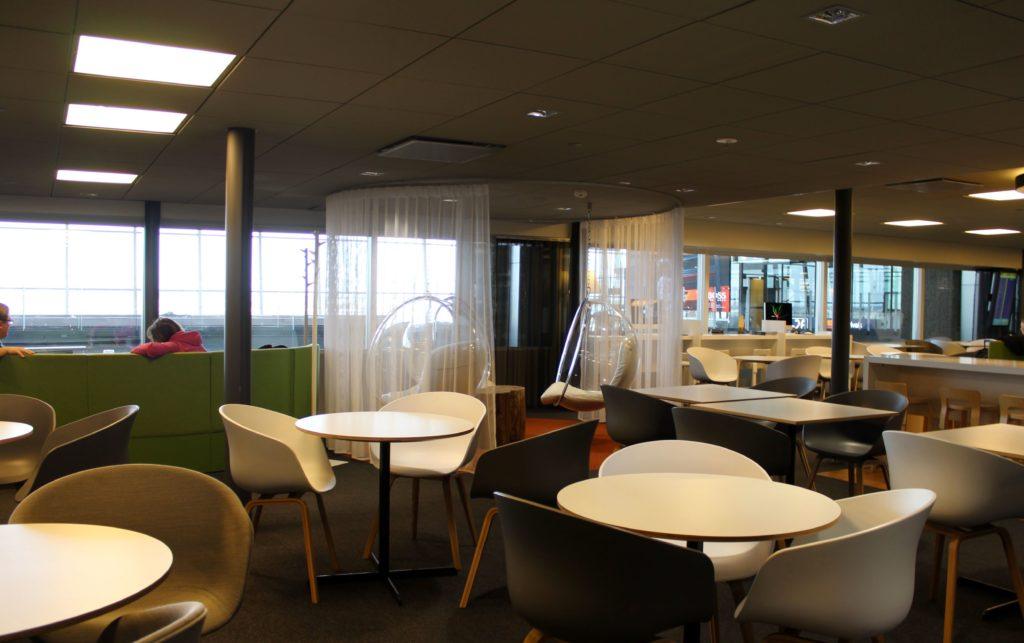 Aspire Lounge, Helsinki Vantaa