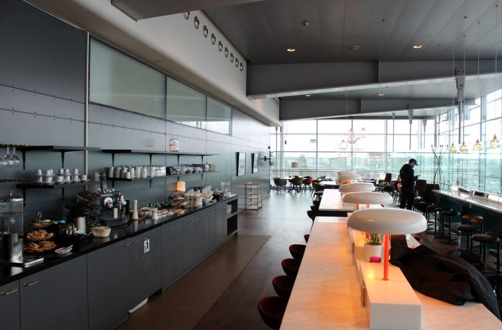 Aviator Stockholm Arlanda Lounge. Stockholm Arlanda, Terminal 5
