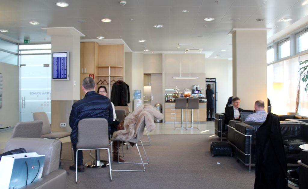 Berlin Airport Club Lounge, Berlin Tegel