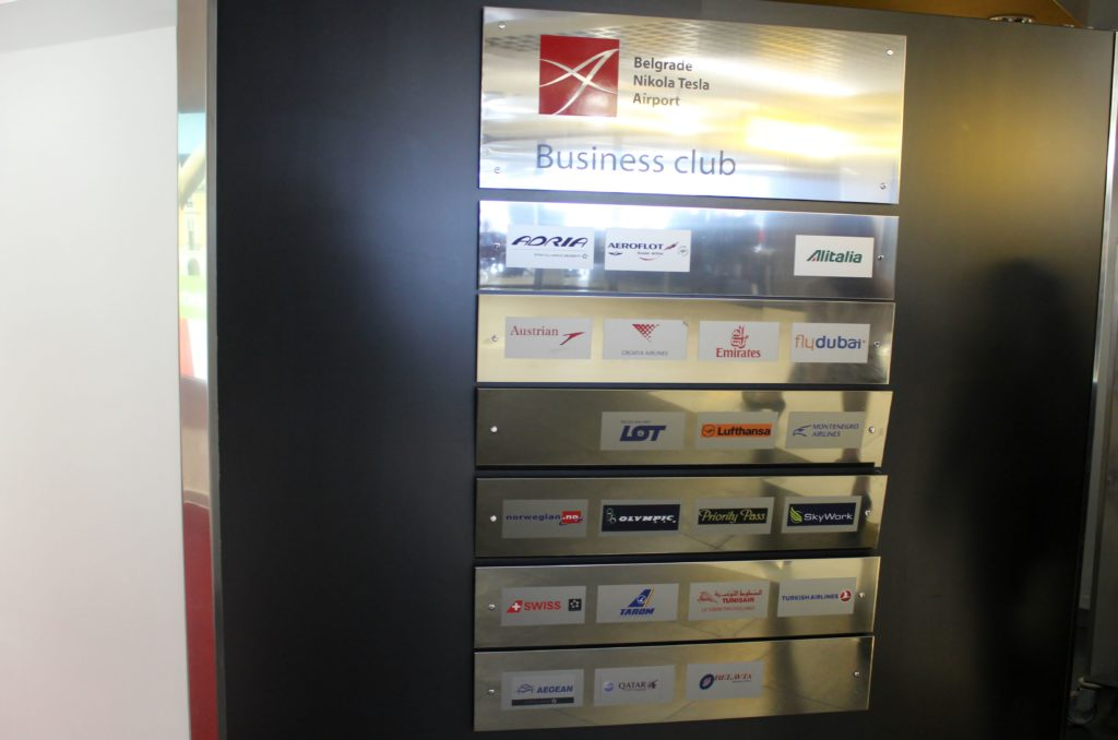 Business Club, Belgrade Nikola Tesla