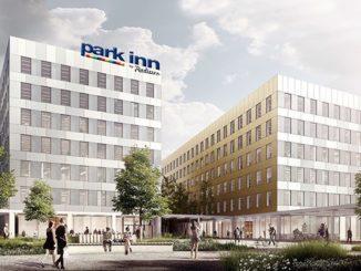 Park Inn by Radisson Antwerp Berchem Hotel