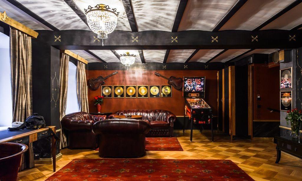 Radisson Blu Aleksanteri Hotel Helsinki Rock Rose Room