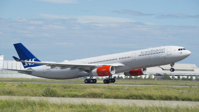 SAS Airbus A330-300 Enhanced