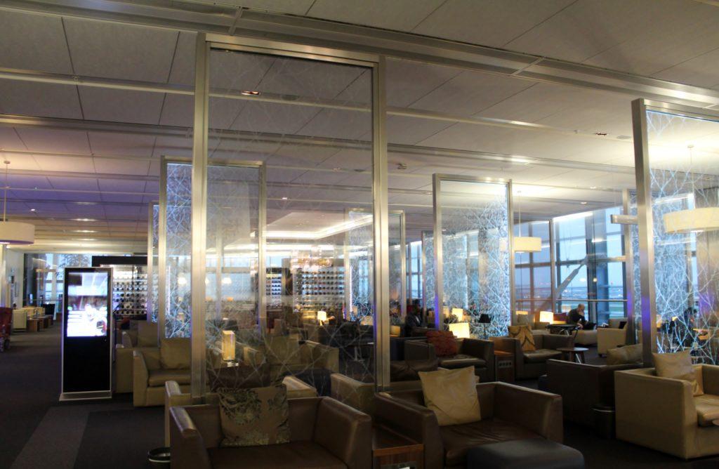 British Airways Business Class London-Munich Galleries First lounge
