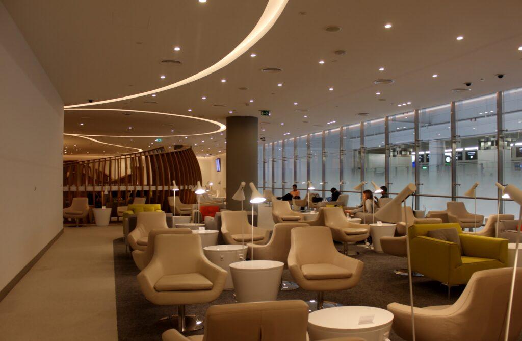 Skyteam Lounge Dubai