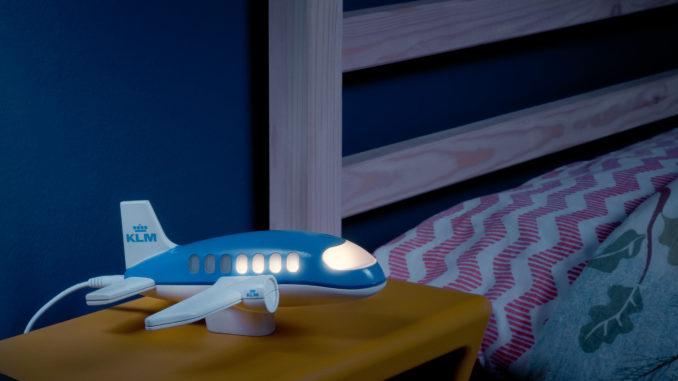 KLM night lamp