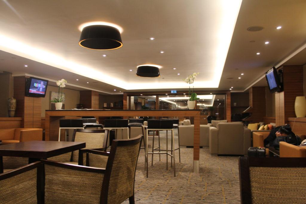 Club Millesime, Sofitel London Heathrow