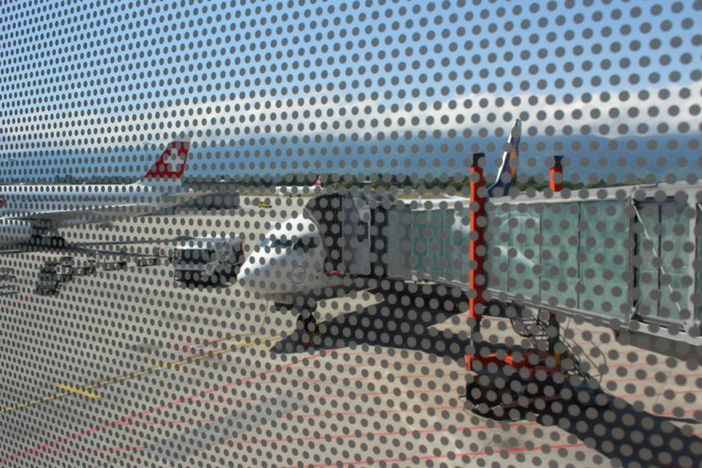 Lufthansa Economy Class Geneva-Frankfurt Boeing 737