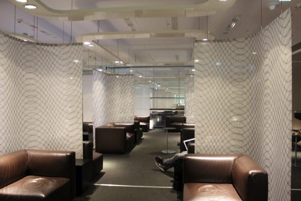 Sky Lounge, Vienna Schwechat, Schengen seating areas