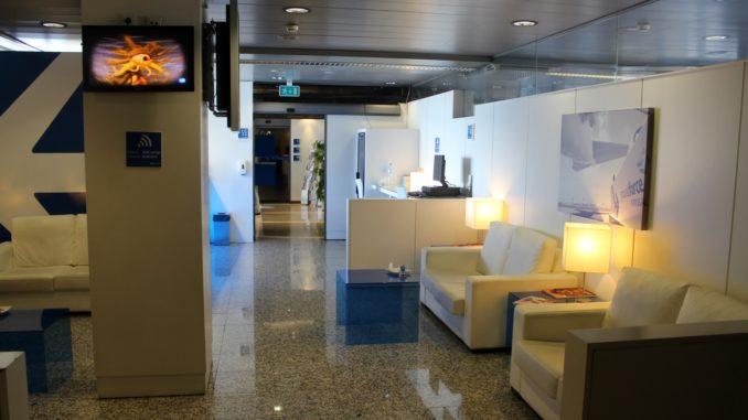 Blue Lounge, Lisbon interior