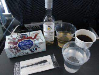 British Airways shorthaul economy class