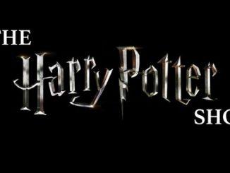 The Harry Potter Shop logo